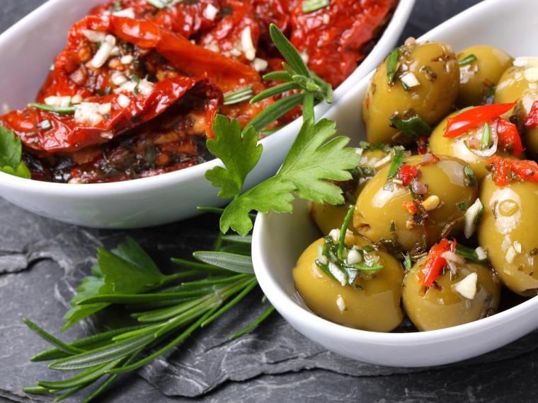 Traditionelle griechische Küche, Restaurant Faros in Landau an der Isar